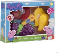 Набор игрушечных продуктов Peppa Pig Свинка Пеппа / 29888 -