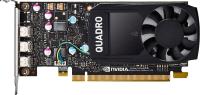 Видеокарта PNY Quadro VCQP400 2GB GDDR5 (VCQP400V2-BLS) -