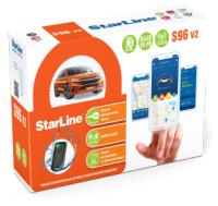 Автосигнализация StarLine S96 BT GSM v.2 -