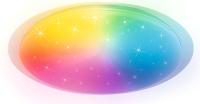 Потолочный светильник Ambrella RGB FF470 WH (белый) -