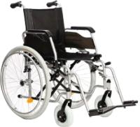 Кресло-коляска инвалидная Vitea Care Solid Plus стандартная 18