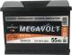 Автомобильный аккумулятор Senfineco Megavolt 1127R/55-LB2 (55 А/ч) -