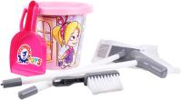 Набор хозяйственный игрушечный ТехноК Набор для уборки / 5835 -