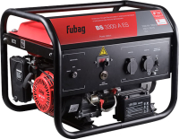 Бензиновый генератор Fubag BS 3300 A ES (431289) -