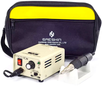 Аппарат для маникюра STRONG 90N/102 без педали в сумке -