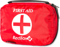 Аптечка автомобильная Red Fox Rescue Kit Medium 1300/SS17 (красный) -