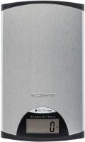 Кухонные весы Scarlett SC-KS57P97 (сталь) -