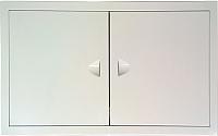 Люк ревизионный Event ЛММ 80x80 (2 дверцы) -