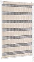 Рулонная штора Delfa Сантайм День-Ночь Бамбук МКД DN-42902 (62x160, клен) -