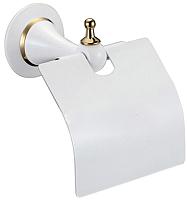 Держатель для туалетной бумаги Savol S-W06951 (белый) -