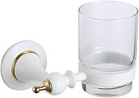 Стакан для зубных щеток Savol S-W06958 (белый) -