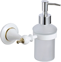 Дозатор жидкого мыла Savol S-W06931 (белый) -