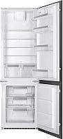 Встраиваемый холодильник Smeg C7280FP1 -