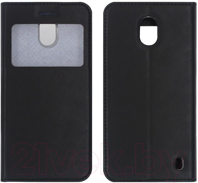 Купить Чехол-книжка Case, Hide Series для Nokia 2 (черный), Китай, искуcственная кожа
