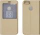 Чехол-книжка Case Dux Series для Mi A1/Mi 5X (золото) -