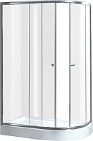 Душевой уголок Niagara NG-412011-14 L 120x80x195 (прозрачное стекло/хром) -