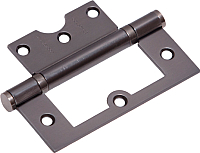 Петли дверные Lockstyle TH BBN (матовый черный никель) -