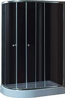 Душевой уголок Niagara NG-412021-14 R 120x80x195 (тонированное стекло/хром) -