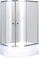 Душевой уголок Niagara NG-412012-14 R 120x80x195 (прозрачное стекло/хром) -