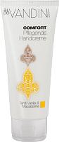 Крем для рук Aldo Vandini Разглаживающий ваниль Таити и макадамия (100мл) -