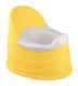 Детский горшок Бытпласт 431300506 (желтый) -