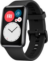 Умные часы Huawei Watch Fit TIA-B09 (графитовый черный) -