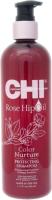 Шампунь для волос CHI Rose Hip Oil Shampoo для окрашенных волос (340мл) -