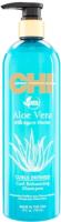 Шампунь для волос CHI Aloe Vera With Agave Nectar с алоэ и нектаром агавы (739мл) -