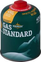 Газовый баллон туристический Tourist Standard TBR-450 -