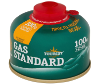 Газовый баллон туристический Tourist Standard TBR-100 -