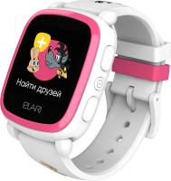 Умные часы детские Elari KidPhone / KP-NP (белый) -