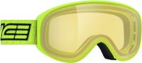 Маска горнолыжная Salice 2020-21 / 101DAF (лайм/желтый) -