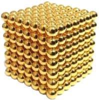 Игра-головоломка Sea & Sun NeoCube. Магнитный золотой / SS300818 -