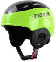 Шлем горнолыжный Salice 2020-21 Kid (р-р 48-56, лайм) -