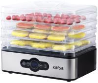 Сушилка для овощей и фруктов Kitfort KT-1914 -