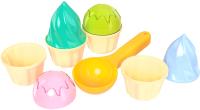 Набор игрушек для песочницы ТехноК 6610 -