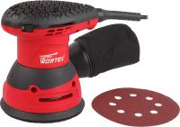 Эксцентриковая шлифовальная машина Wortex RS 1235 E (RS1235E01319) -