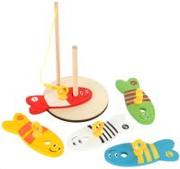 Игровой набор Toys Рыбалка деревянная / 277D-44 -