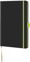 Записная книжка CASTELLI Tucson Black Color / 0Q25AM-005 (черный/лимонный) -