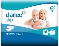 Подгузники для взрослых Dailee Super Medium (30шт) -