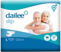 Подгузники для взрослых Dailee Super Large (30шт) -