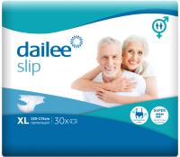 Подгузники для взрослых Dailee Super X-Large (30шт) -