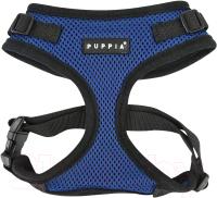 Шлея-жилетка для животных Puppia Ritefit Harness / PAJA-AC617-RB-S (синий) -