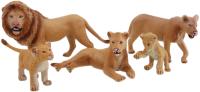 Набор фигурок Huada Набор животных Львы / 1236158-РА127-1 -
