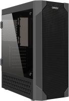 Корпус для компьютера Ginzzu SL300 (черный) -