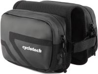 Сумка велосипедная Cyclotech HHN1NQ6ASU/ S20ECYBS008-BB (черный) -