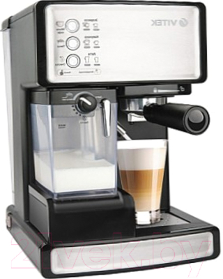 Кофеварка эспрессо Vitek VT-1514 BK -