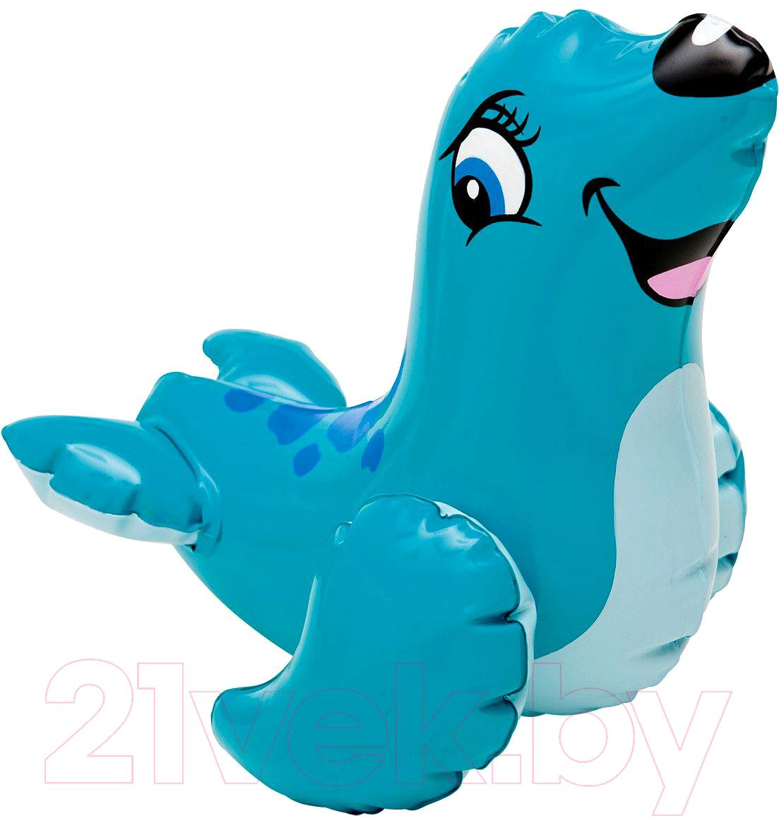 Купить Надувная игрушка для плавания Intex, Надуй и играй 58590 (тюлень), Китай, винил
