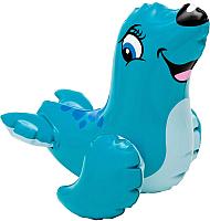 Надувная игрушка для плавания Intex Надуй и играй 58590 (тюлень) -