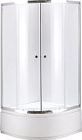 Душевой уголок Niagara NG-108012-14 с душевой системой 99142 -